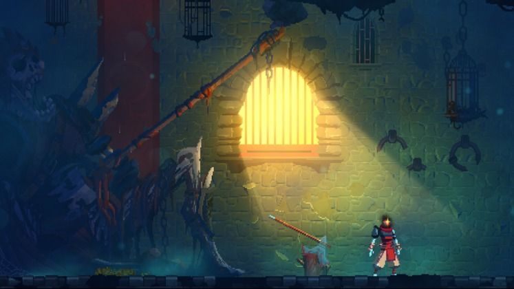Dead Cells Releases on August 7