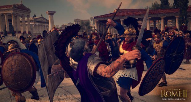 Creative Assembly releases free Baktria DLC for Total War: Rome II