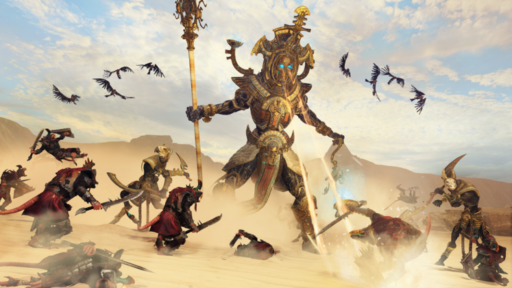 Total War: Warhammer II DLC: Rise of the Tomb Kings Is Out