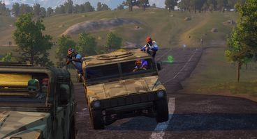 H1Z1, the game that inspired PlayerUnknown's Battlegrounds, has left Early Access with new Auto Royale mode