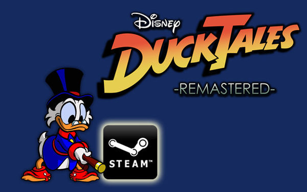 DuckTales Remastered confirmed for PC