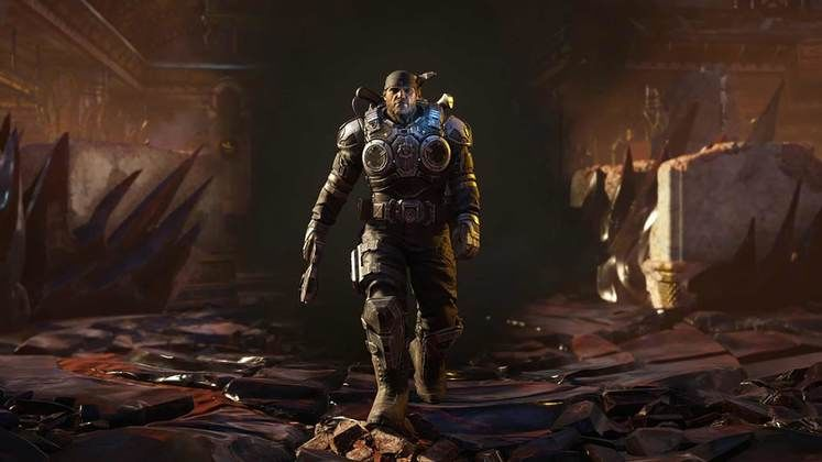 Gears 5 Servers Down - Campaign Not Loading Error | GameWatcher