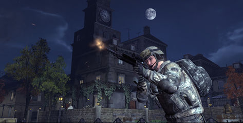 America's Army 3 goes retail, developers given standard issue boot