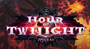 Blizzard release World of Warcraft's 4.3.0 Hour of Twilight patch notes