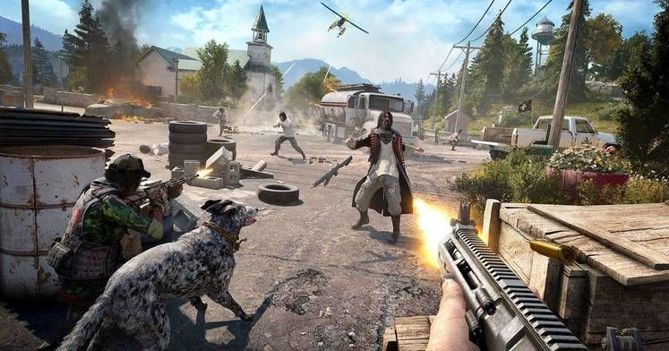 Far Cry 5 - Guide To Perks and How To Get Them