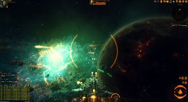 Space-based MMO Entropy joins Steam Early Access, will