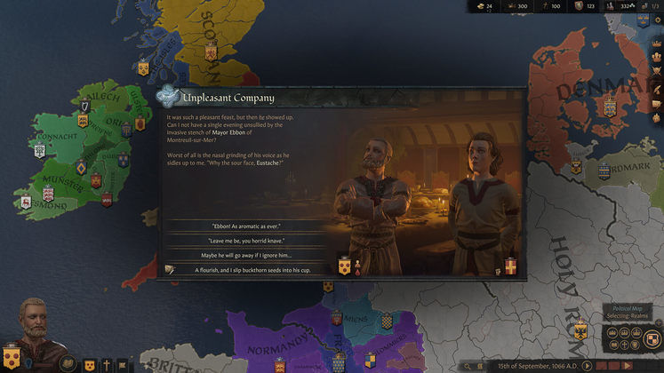 Crusader Kings 3 Patch Notes - Update 1.1 Makes Mongols More Aggressive