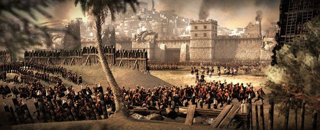 Total War: Rome II Patch 7 now available,
