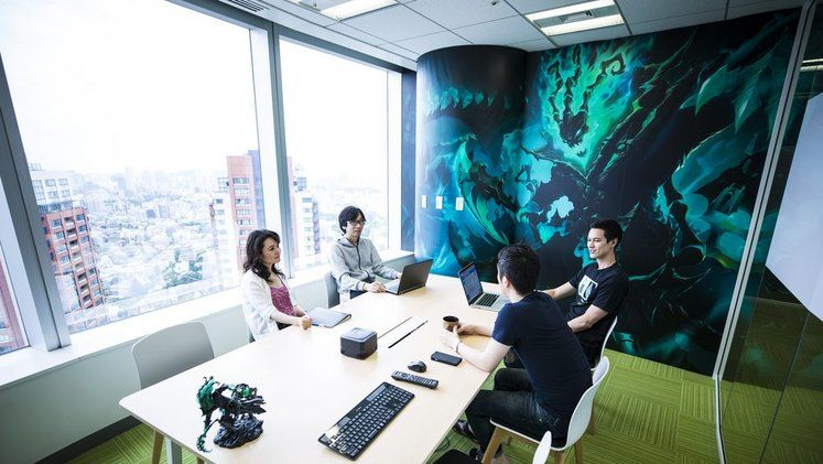 Riot Games is suing esports organization Riot Squad