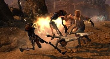 Dungeon Siege III DLC in October