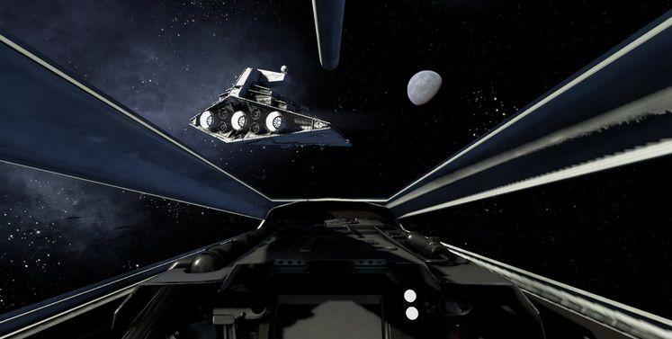 X4: Foundations Star Wars Total Conversion Mod takes you to a Galaxy far, far away