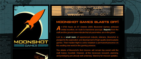Ex-Bungie devs start Moonshot Games, downloadables are focus