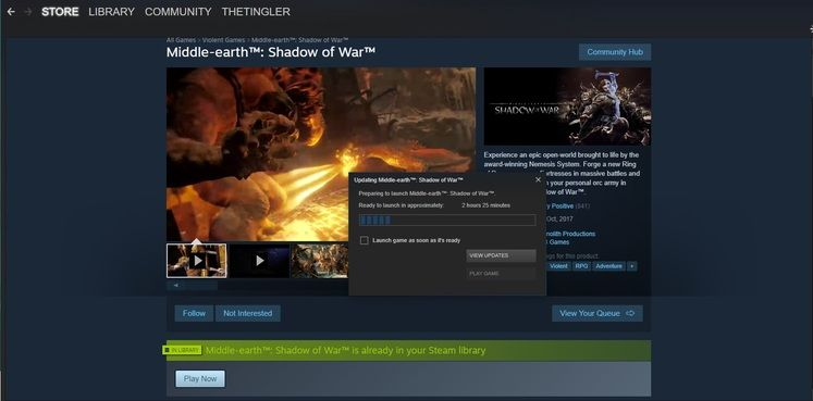Middle-Earth: Shadow of War - How To Reduce Steam Install Size On PC