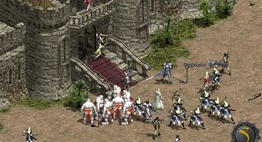 'Tauti' Update Announced For Lineage II Europe