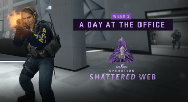 CS:GO Shattered Web Week 3 Missions - A Day At The Office