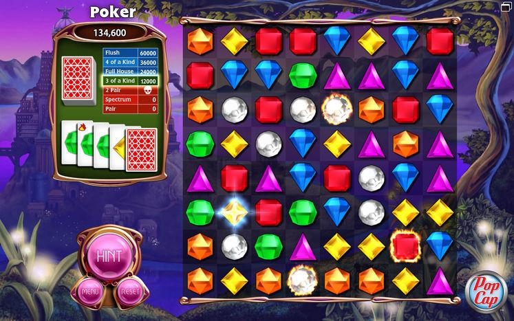 Bejeweled 3 finally lands on PlayStation Network
