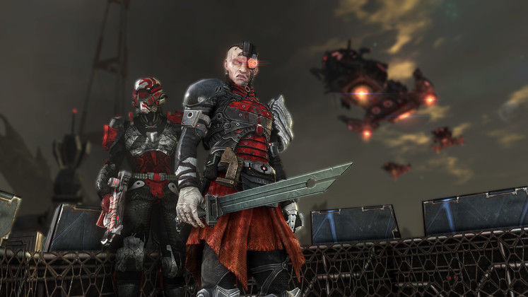Defiance 2050 - How To Get Melee Weapons