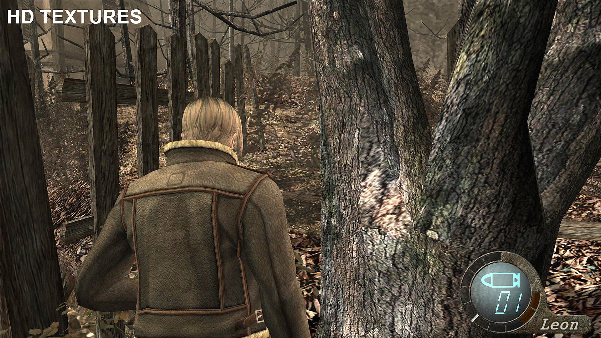 Capcom Releases Resident Evil 4 Hd Comparison Gamewatcher