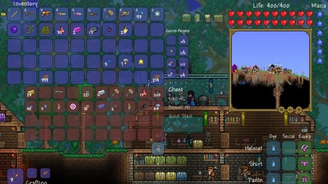 1 2 update of Terraria updates adds over 1000 new items