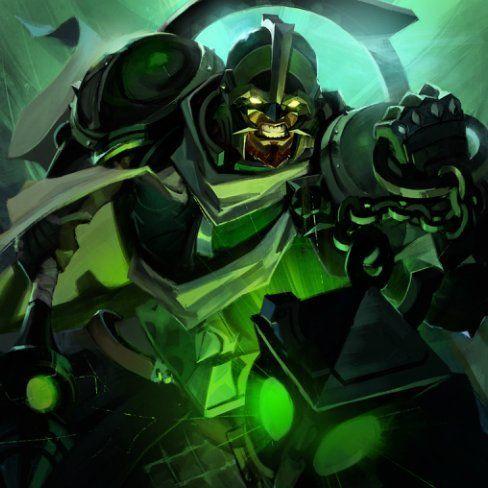 Sir Harold Jordan, the Emerald Lantern, added to Infinite Crisis roster
