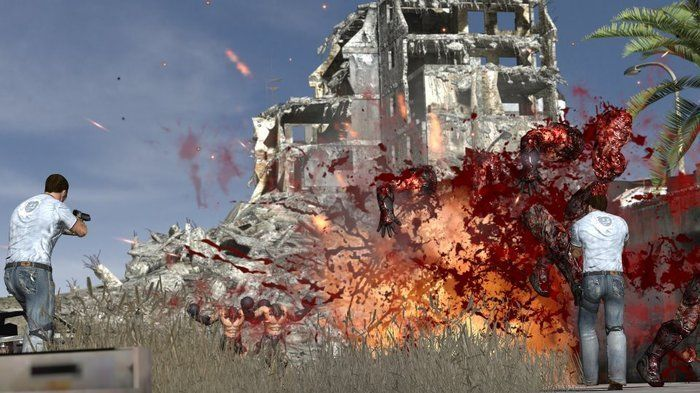 Latest Serious Sam 3 patch optimizes online gameplay