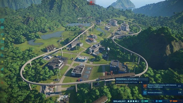 Jurassic World Evolution - How To Unlock All Buildings
