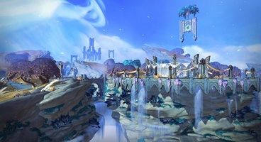 World of Warcraft: Shadowlands Pre-Patch Available Now on the Background Downloader
