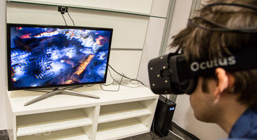 John Carmack involved in first-party Oculus Rift game projects