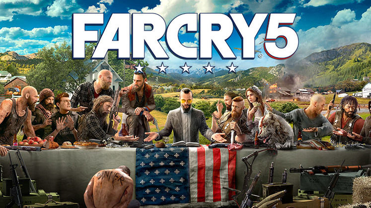 Far Cry 5 PC System Requirements Revealed