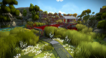 Fresh images of first-person island puzzler The Witness