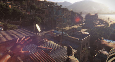 Dying Light's free-running a symptom of the future, 'it's the core experience'