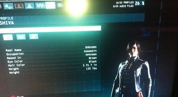 Final two assassins in Batman: Arkham Origins are Killer Croc and Lady Shiva