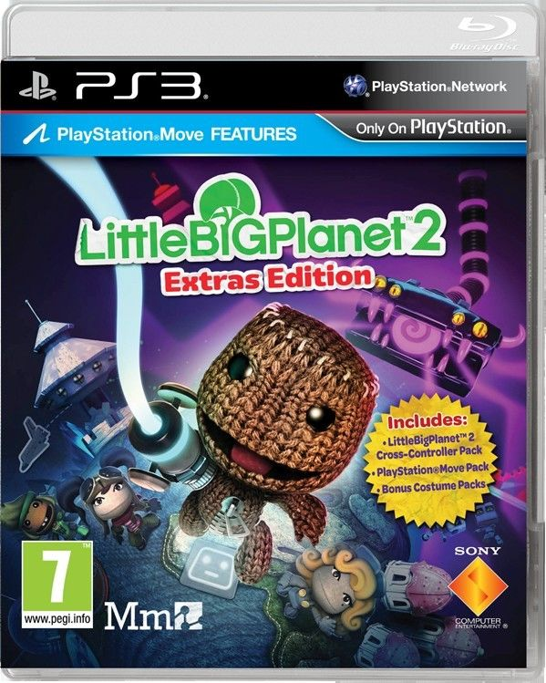 LittleBigPlanet 2: Extras Edition coming in February