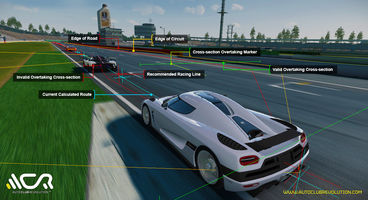 Auto Club Revolution adds free AI opponents