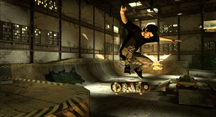 Tony Hawk HD enjoys 120K sales in XBLA launch