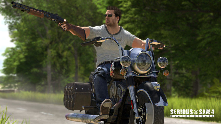 Serious Sam 4: Planet Badass Will Be Fully Revealed At E3 2018
