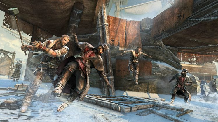 Minimum system specs for Assassin's Creed 3 PC revealed by Ubisoft