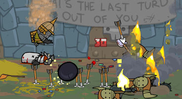 Castle Crashers to cost 1,200 points on XBLA declares dev studio