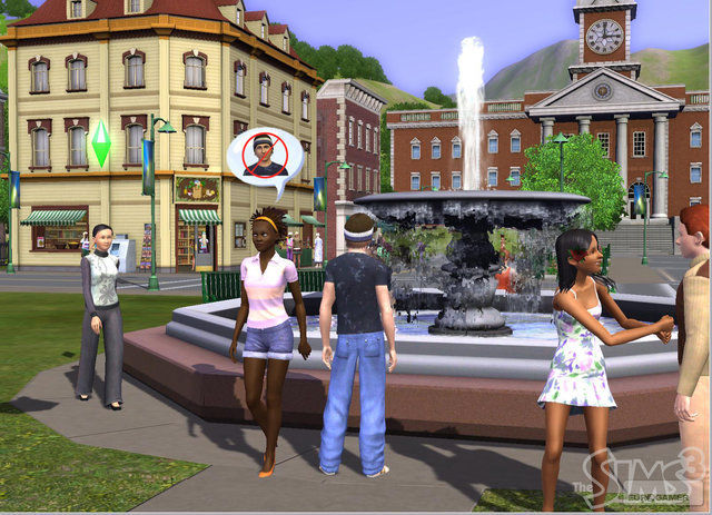 The Sims 3 revealed
