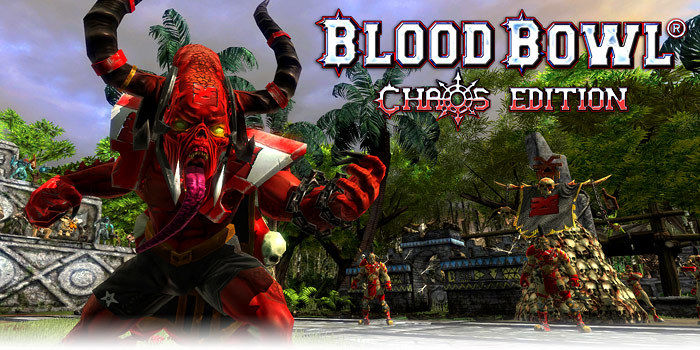Blood Bowl: Chaos Edition coming this September