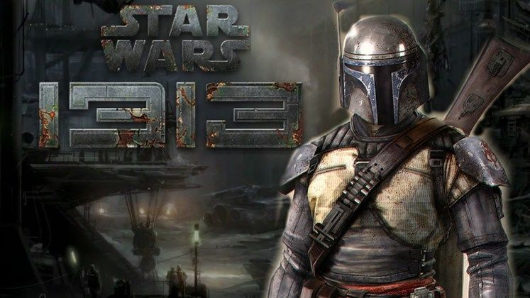 Ex-LucasArts Artist Posts Concept Art of the Cancelled Star Wars 1313