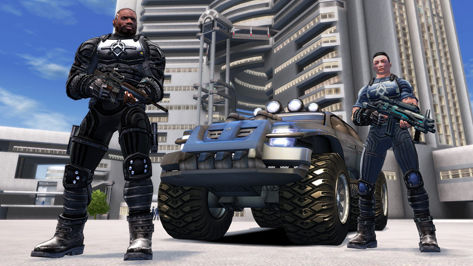Rumour-mill: Ruffian working on multiplayer focused Crackdown 1.5