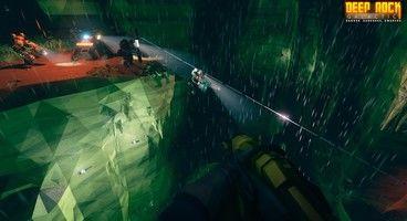 Exclusive: Deep Rock Galactic Developer Stream