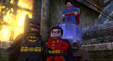LEGO Batman 2 UK number one for third consecutive week