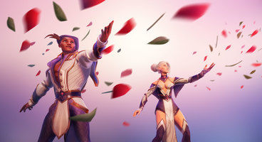 Dauntless Saint's Bond 2020 Event - Valentine's Day Special Skins