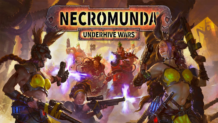 Necromunda: Underhive Wars New Teaser Trailer Shows The Life Of An Escher Gang Member
