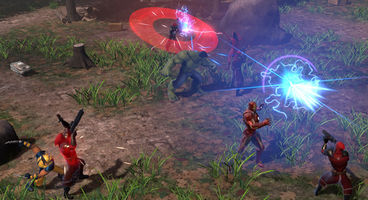 Gazillion launches 'Fire & Ice' PvP for Marvel Heroes, Gambit arriving soon