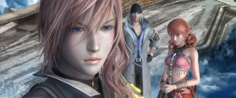 Square Enix to give Final Fantasy XIII retail date