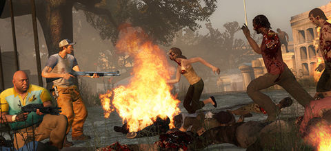 Rumour-mill: PC demo code reveals DLC packs for Left 4 Dead 2?