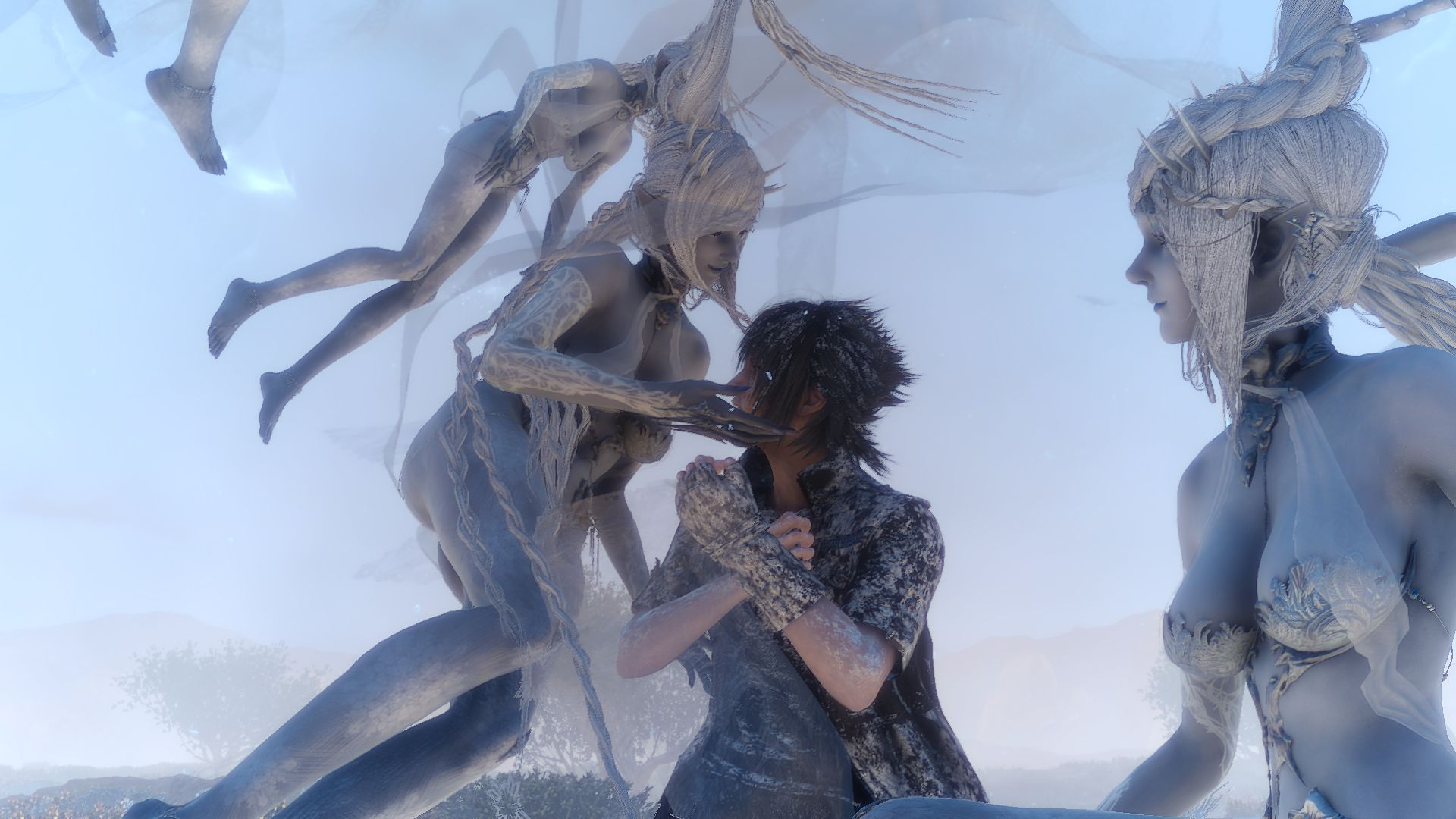 Mod Support for Final Fantasy XV will Not be Vetted, will be